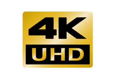 4K画質の品質