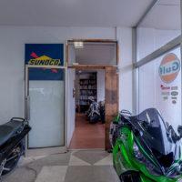 Michel Jet motorcycle