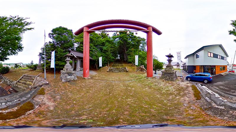 京極八幡神社