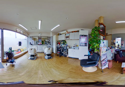 シバノ理容室